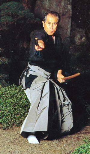 Imai soke picture from Gekkan Kendo-Nippon magazine 1986